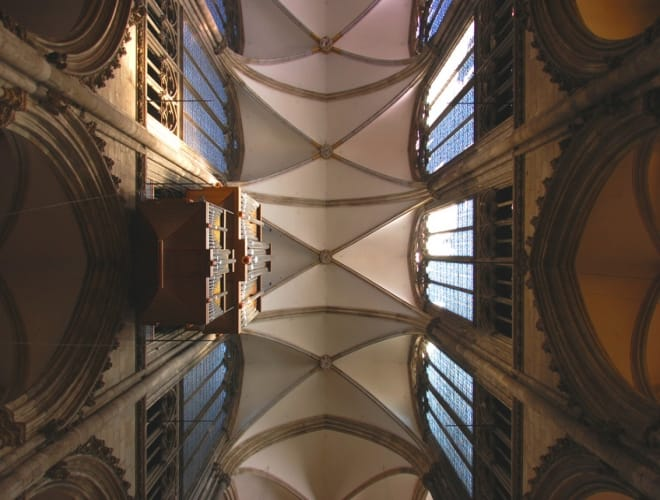 Führung über die Dächer des Kölner Doms