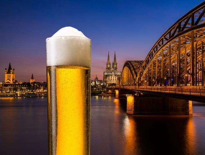 Ein Kölsch, ein Dom, eine Liebe - Brauhaustouren Altstadt in Köln