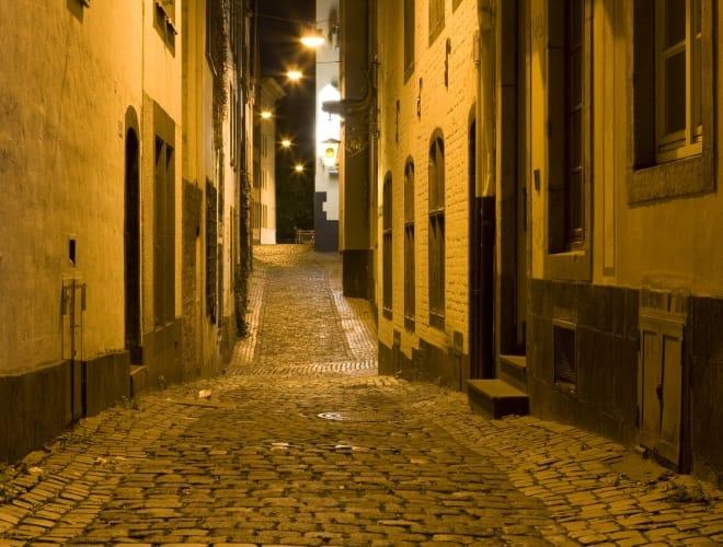 Nachtwächterführung durch Köln