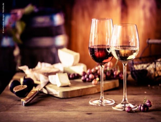 Gutschein - Weintour und Stadtführung inkl. Wein und Verköstigung