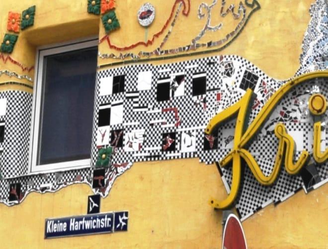 Escher Str. - Ein Kunstwerk in Nippes