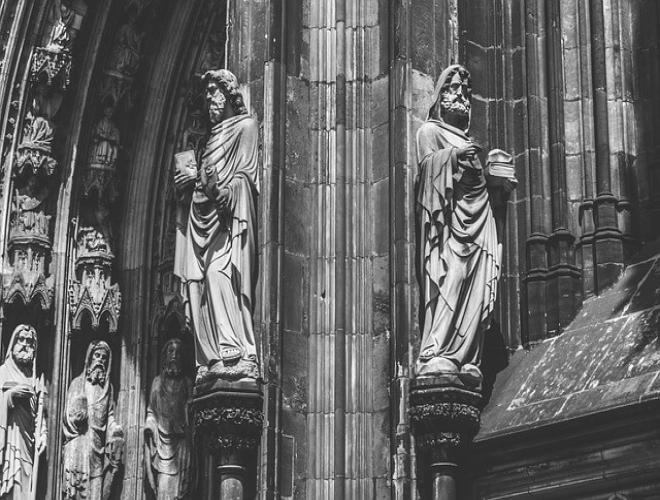 Führung zu den Geheimnissen am Kölner Dom von außen