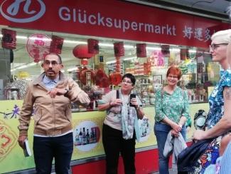 Kulinarische Stadtführung ☆ Tour Belgisches Viertel