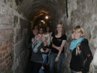 Das unterirdische Köln - Abwasserkanal