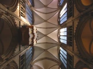 Über die Dächer des Kölner Doms