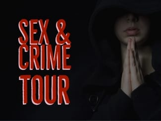 Gutschein - Sex and Crime Tour