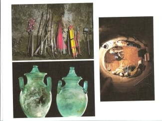 Archäologische Funde im unterirdischen Köln