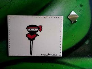Sweets Nini Street Art Köln