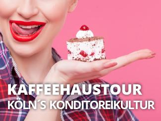 Gutschein -  Kaffee- & Kuchen Tour