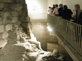 Spannende Überreste im Köln von unten