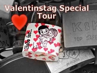 Gutschein ♥ Valentinstag Special Tour ♥