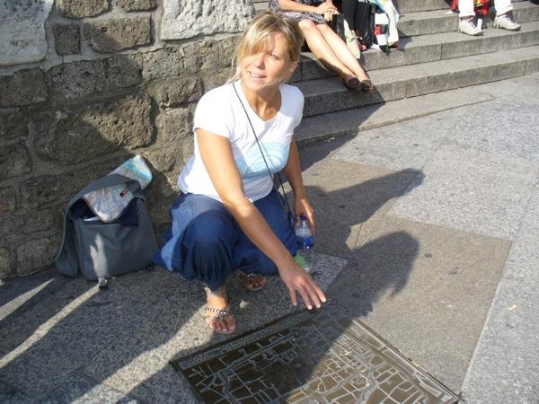 Christine Schauerte Stadtfuehrung Koeln
