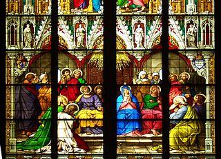 Pfingstwunder Bayernfenster
