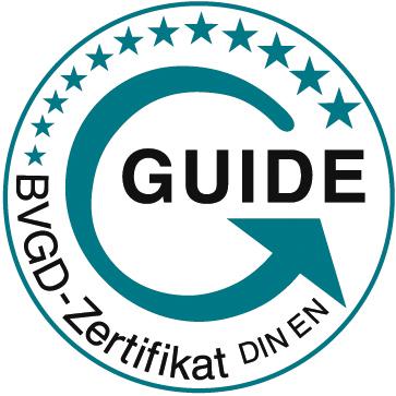 Wir stehen für Qualität. Zertifizierung nach dem BVGD.